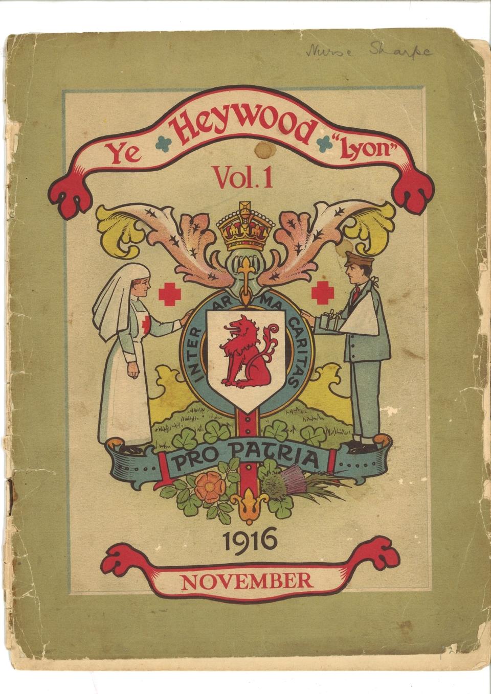 Ye Heywood Lyon Magazine