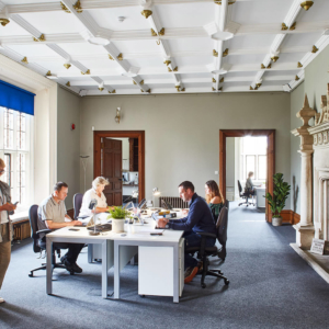 Co working and shared office space near me