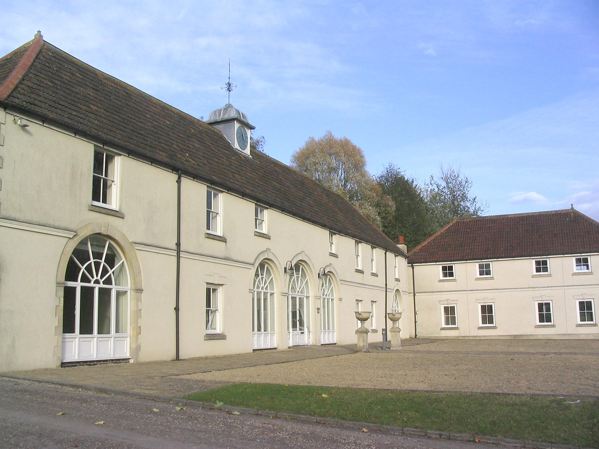 The Coach House Office Space at Heywood House