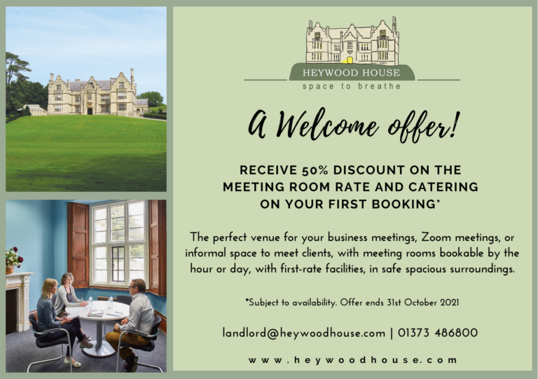 Meeting Room Offer